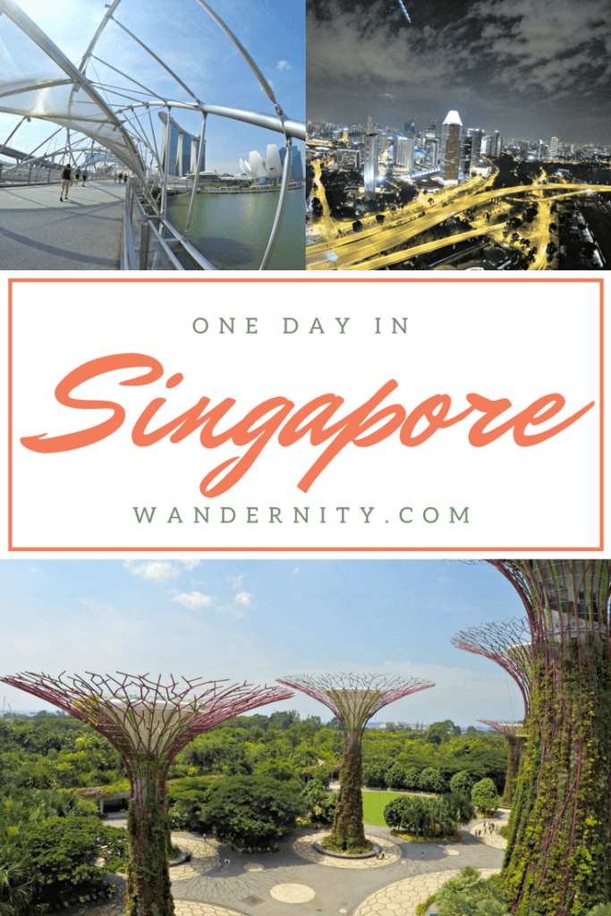 Cool things to see in Singapore, if you have just one day to explore it