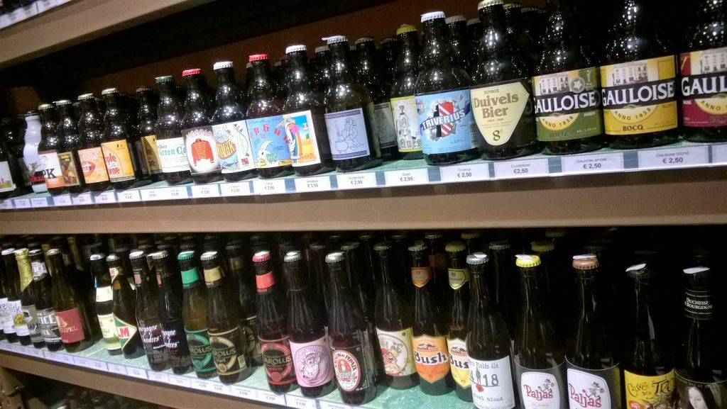 Weekend in Brussels - Belgian beer