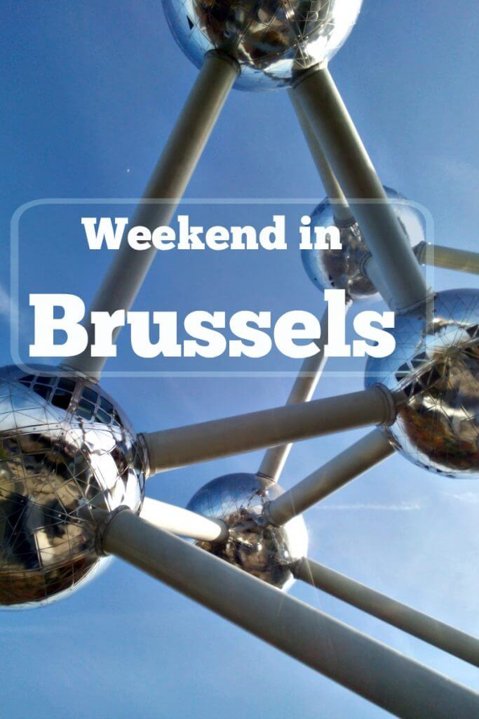 Weekend itinerary for Brussels