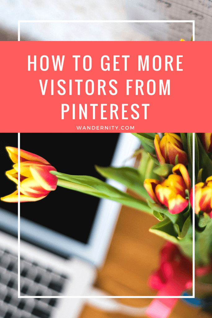 Pinterest Tips for New Bloggers -