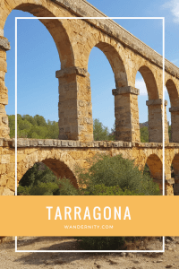 Tarragona, Spain - a perfect day trip from Barcelona. City with ancient Roman ruins