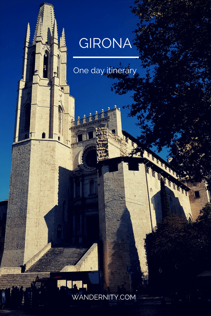 Girona Itinerary for One Day Visit from Barcelona -
