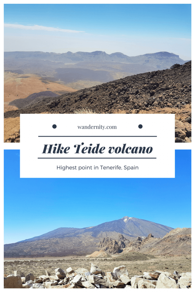 How to Prepare for Teide Volcano Hike in Tenerife, Spain -