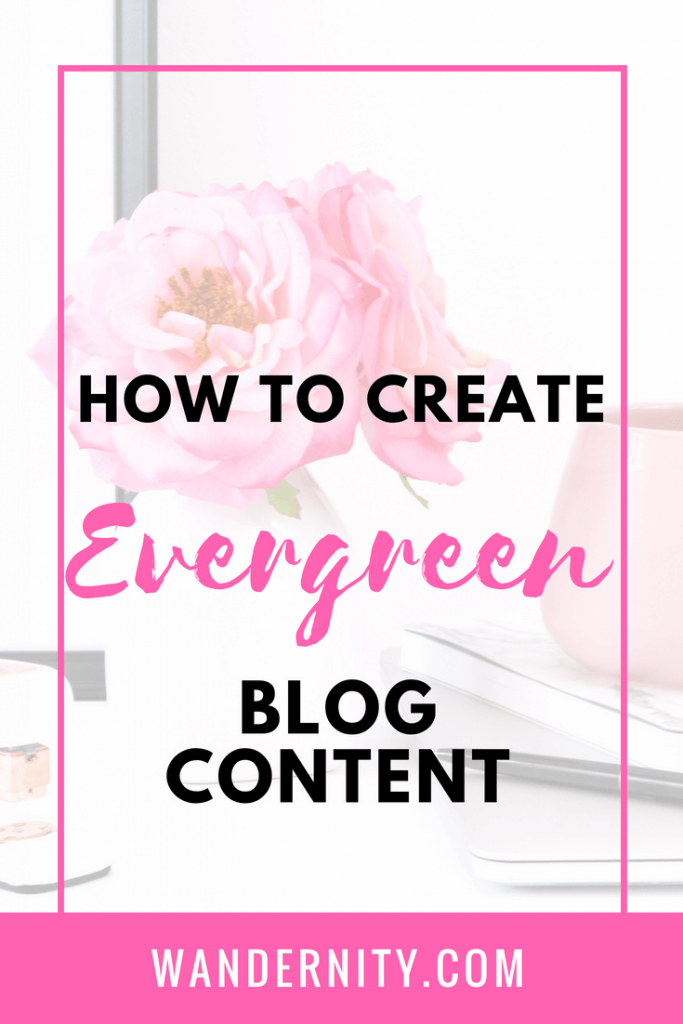 How to Gain More Readers With Evergreen Blog Content -