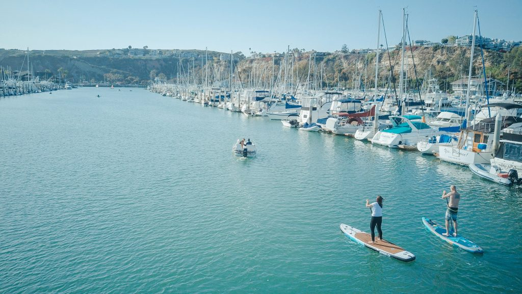 Mother's Day Travel Ideas - go paddle boarding