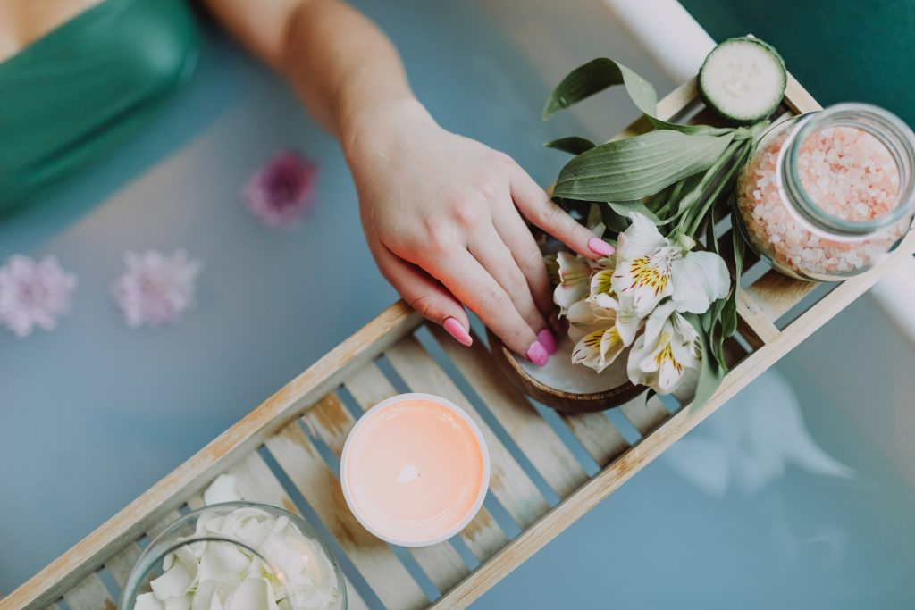 Mother's Day Travel Ideas - book a SPA day